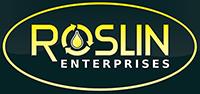 Roslin Enterprises Inc. Development Site Logo